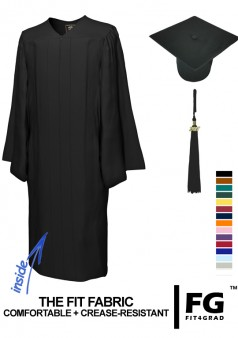 Cap and Gown & Tassel