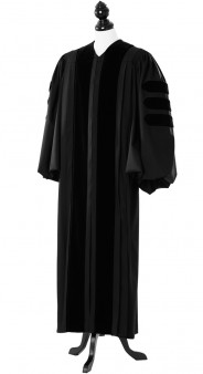Deluxe Doctoral Academic Gown