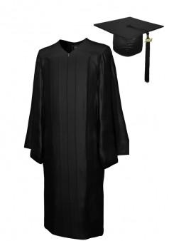 GO GREEN BA Cap & Gown Sets