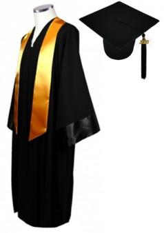ELEGANT BA Cap & Gown Sets