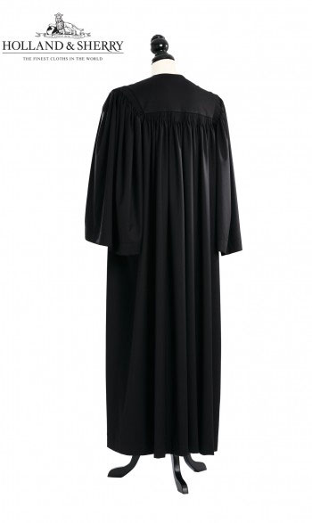 Traditional Geneva Pulpit Robe - TIMELESS, HOLLAND & SHERRY Trafalgar Square