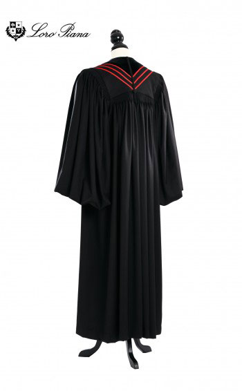 priest cloth | 100% MERINO WOOL SUPER 150 S - Bishop Pulpit Robe