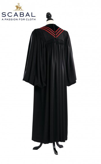 capri cool wool | 100% MERINO WOOL - Bishop Pulpit Robe