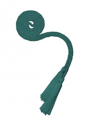 TURQUOISE HIGH SCHOOL GRADUATION HONOR CORD