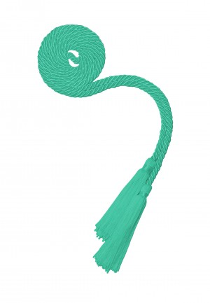 GRADUATION HONOR CORD EMERALD GREEN