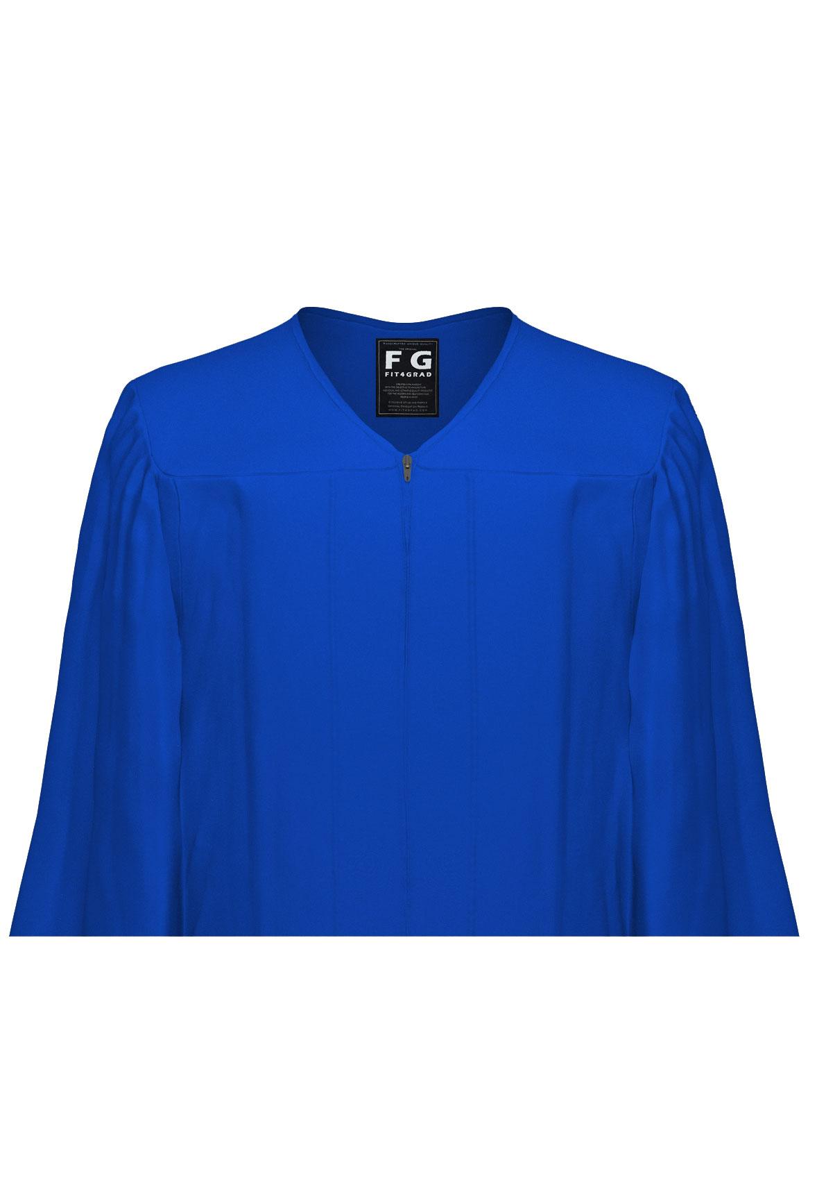 MATTE ROYAL BLUE CAP   GOWN BACHELOR GRADUATION SET-rs4251465601165 4cc91595fef5