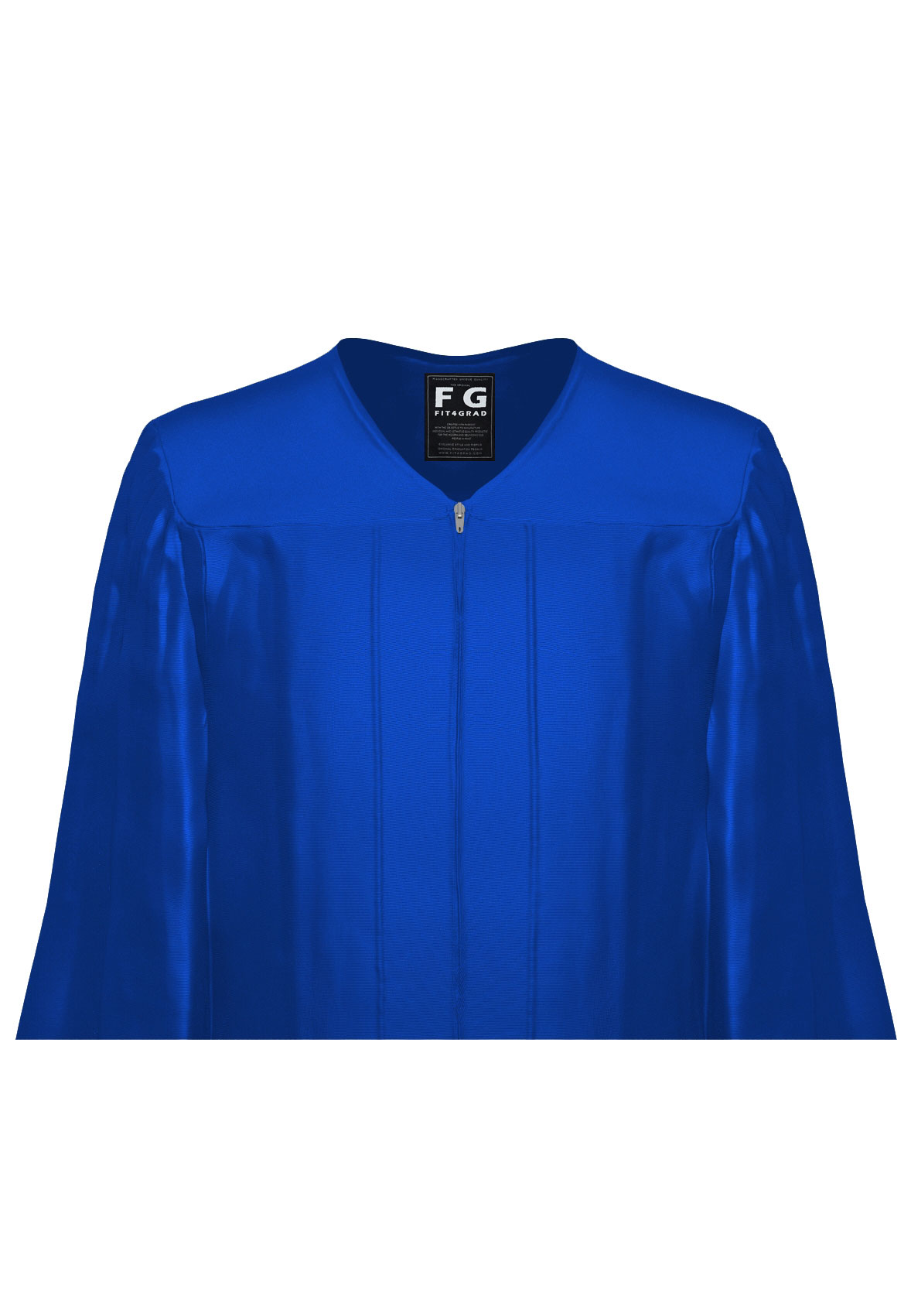 SHINY ROYAL BLUE CAP AND GOWN-rs4251465611089