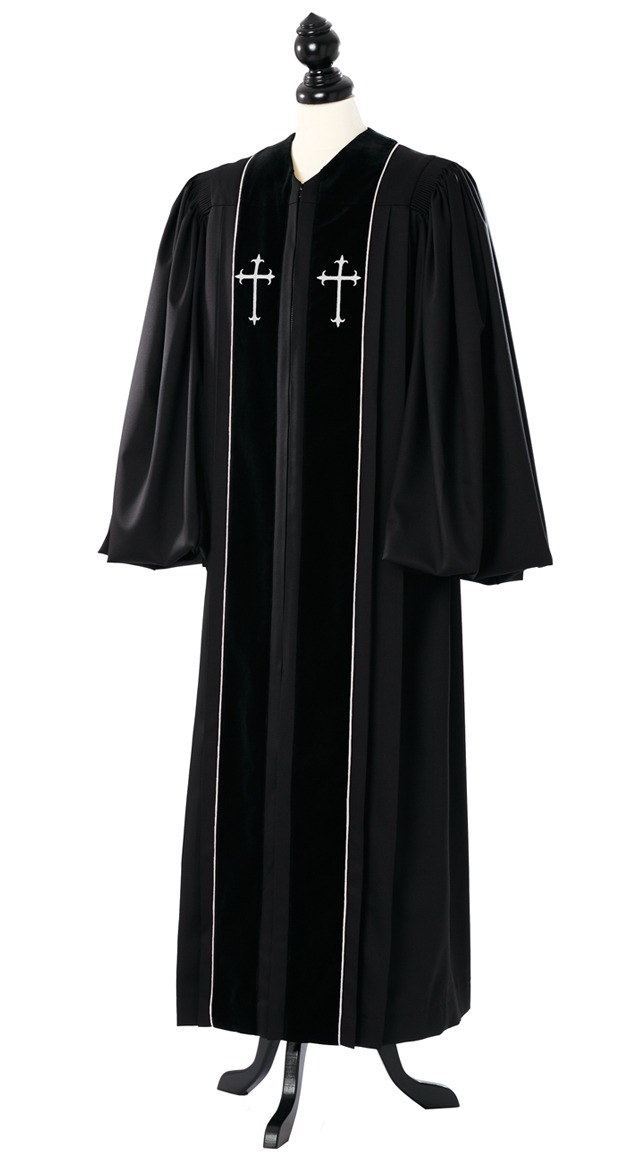Custom John Wesley Clergy Robe