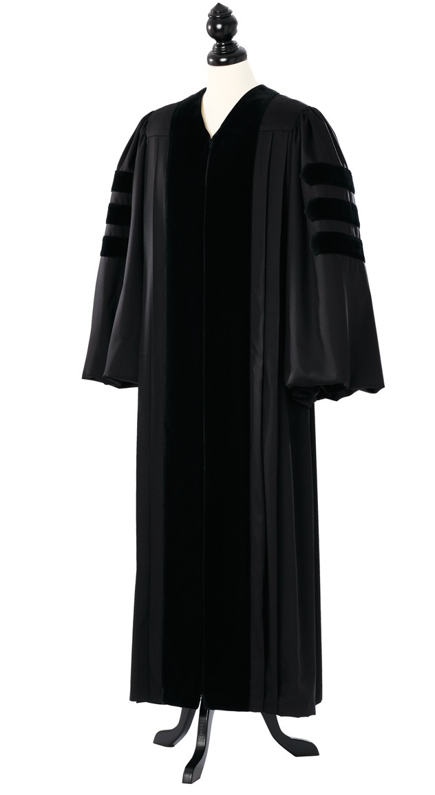 Doctoral Pulpit Robe