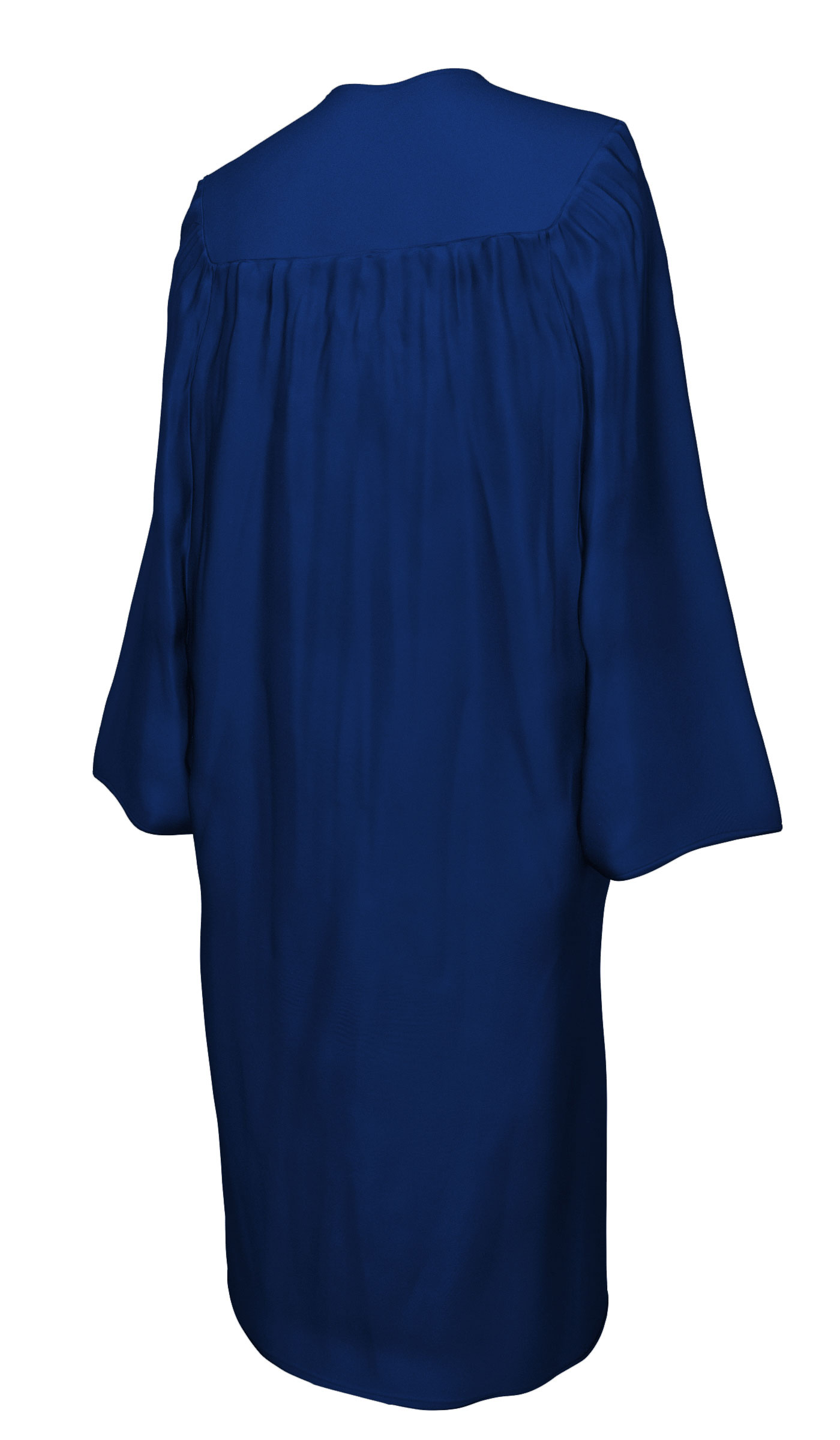 Matte Navy Blue Cap And Gown Rs4251465611256