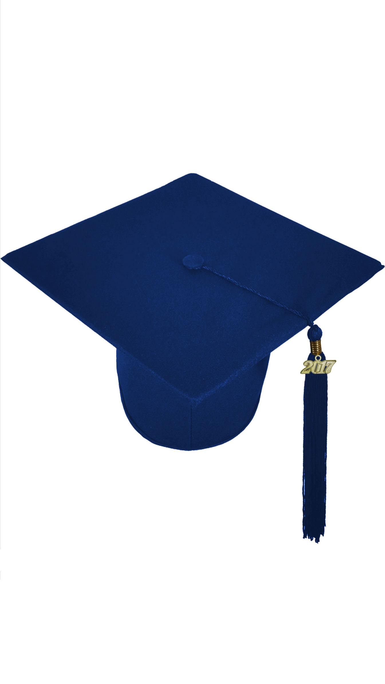 MATTE NAVY BLUE CAP, GOWN, GRADUATION BEAR SET-rs4251465613540