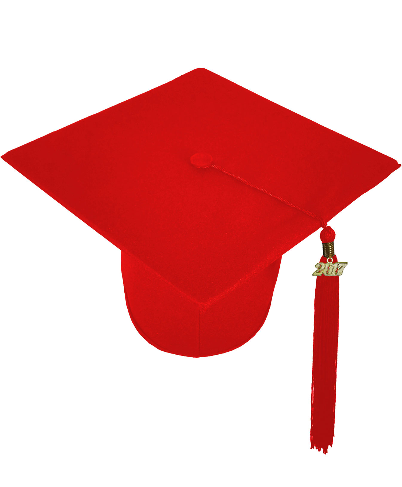 MATTE RED CAP AND GOWN-rs4251465611287