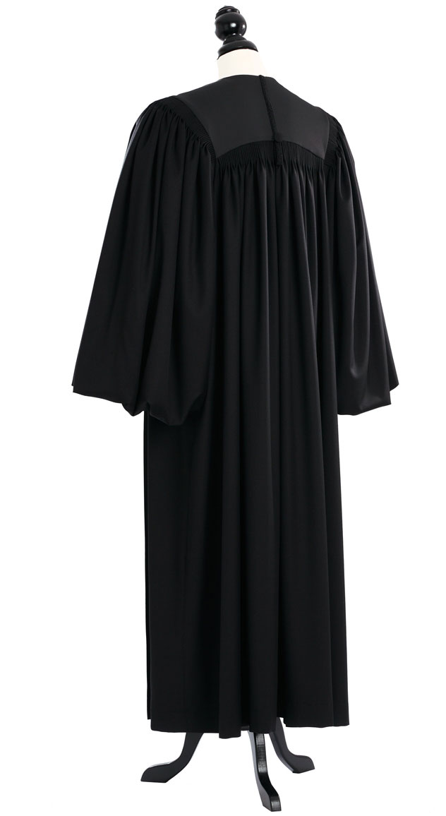 Pontiff US Judge Robe
