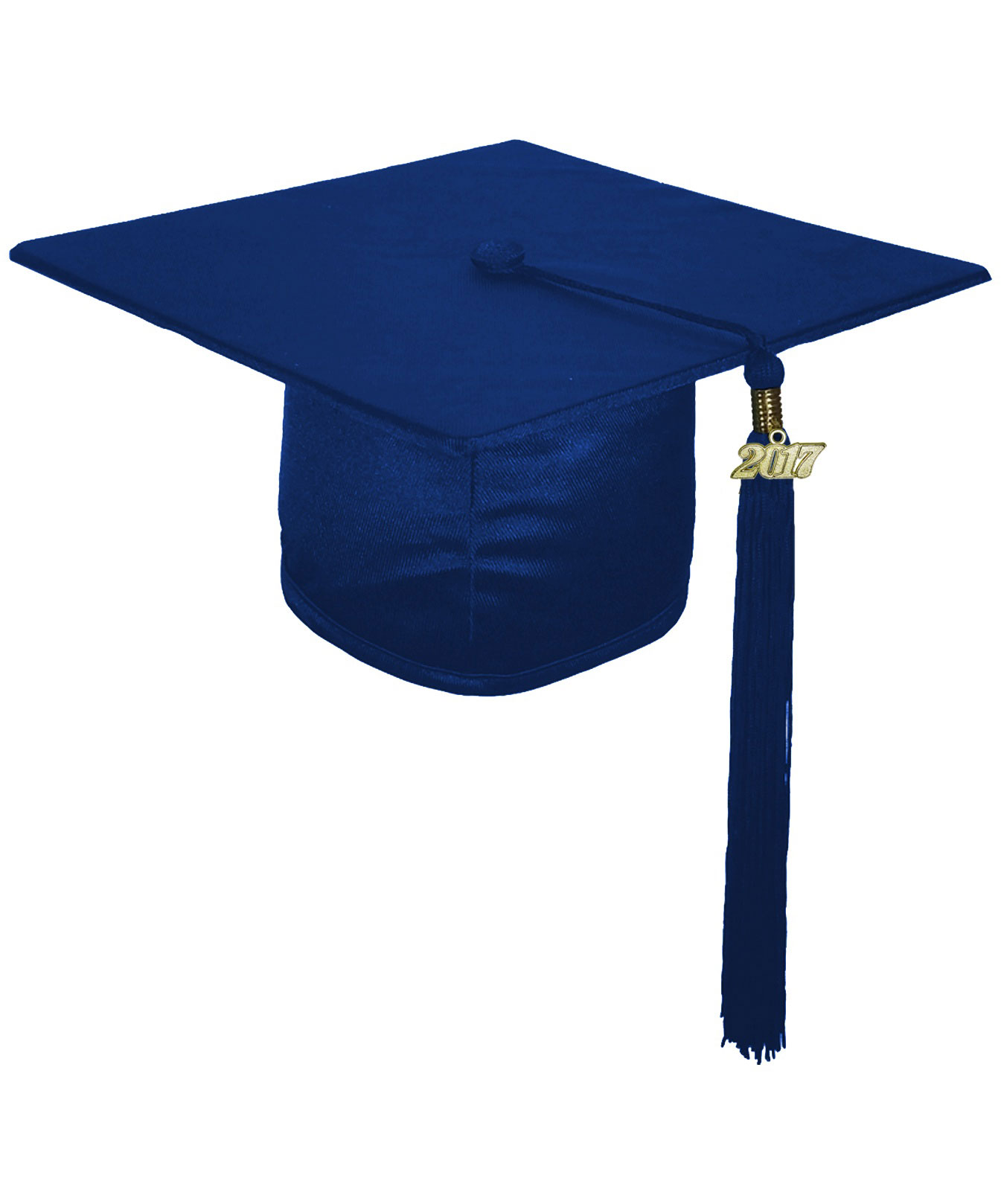 SHINY NAVY BLUE CAP, GOWN, GRADUATION BEAR SET-rs4251465613120
